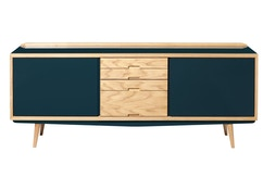red edition - Fifties Sideboard - 1