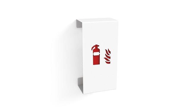 Fire - Feuerlöscherhalter