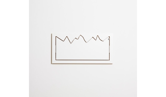 Ambivalenz - Fläpps Garderobe Hillhäng - weiß - 1