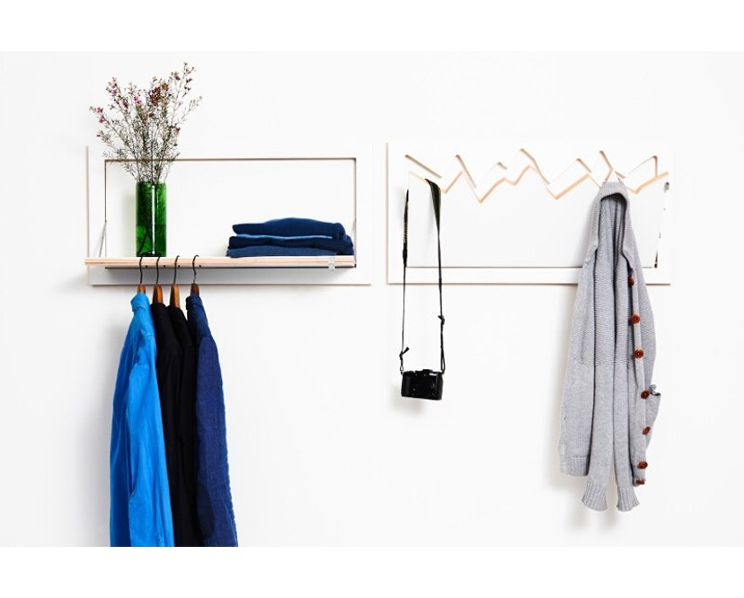 Ambivalenz - Fläpps kledingrail hangrail - 6