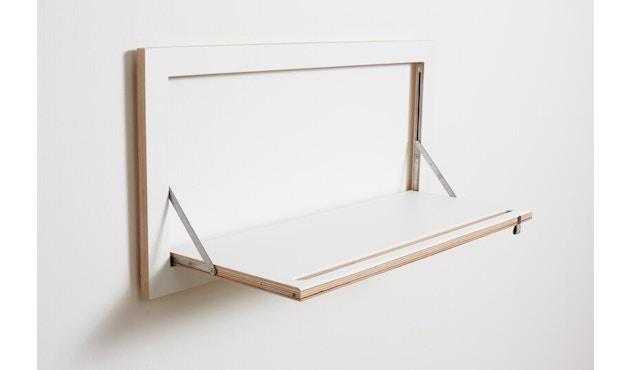 Ambivalenz - Fläpps kledingrail hangrail - wit - 3