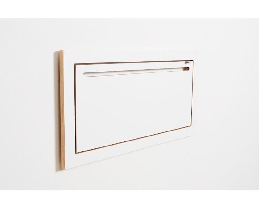 Ambivalenz - Fläpps kledingrail hangrail - wit - 4
