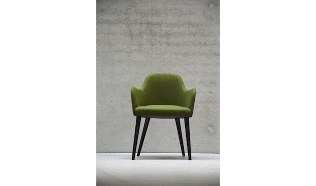 Jan Kurtz - Flaminia Sessel - grün - Buche - 3