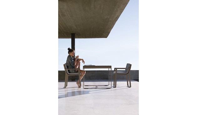 Gandia Blasco - Flat hoher Tisch M - weiß - 4