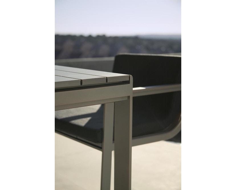 Gandia Blasco - Flat hoher Tisch M - weiß - 5