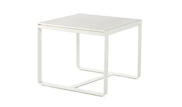 Gandia Blasco - Flat hoher Tisch M - weiß - 1