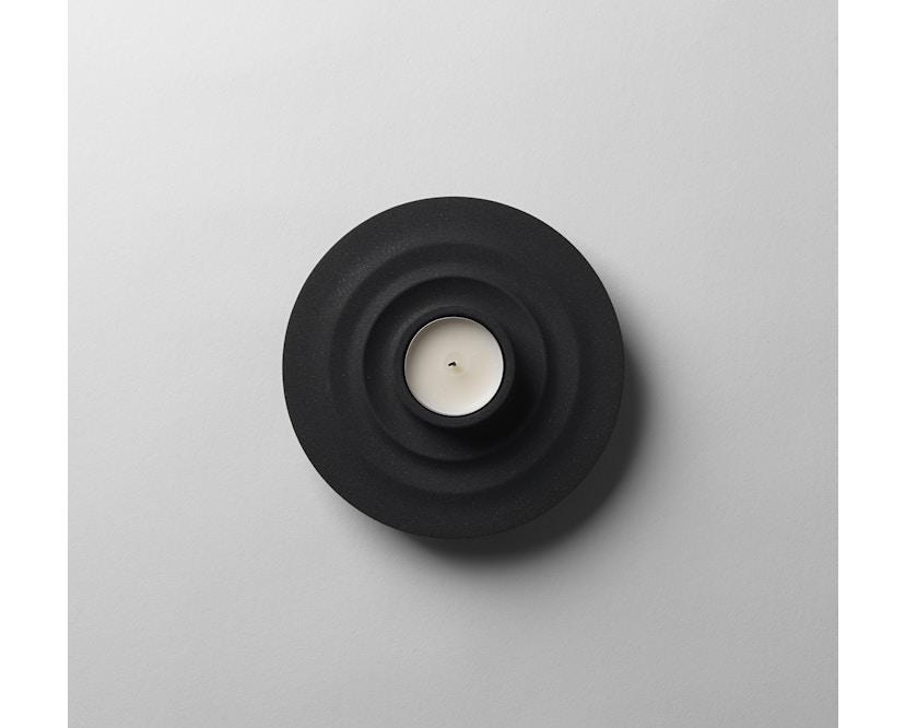 Design House Stockholm - Flip Kerzen- und Teelichthalter - schwarz - 4