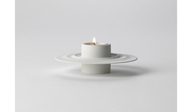 Design House Stockholm - Flip Kerzen- und Teelichthalter - weiß - 5