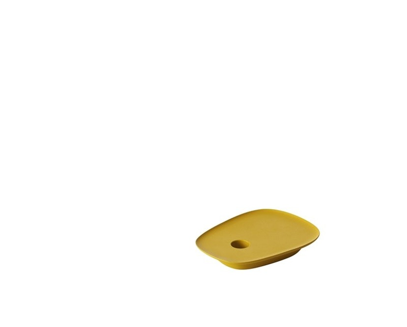 Muuto - Float kandelaar - geel - 2