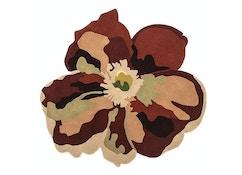 Flora Teppich - Blume 2