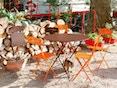 Fermob - FLOREAL tafel - Ø 96 cm - 02 cedergroen mat - 5