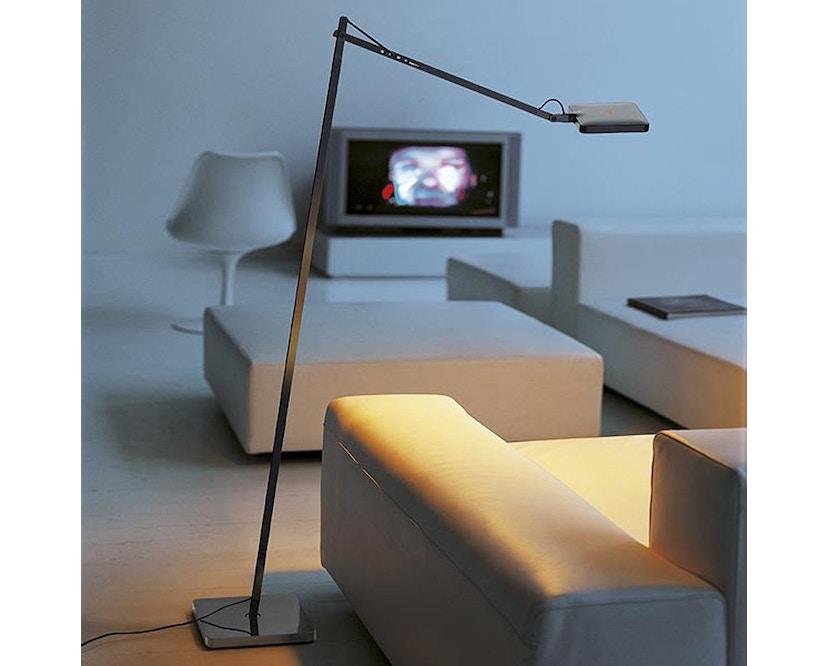 Flos - Kelvin LED F Stehleuchte - weiß glänzend - 3