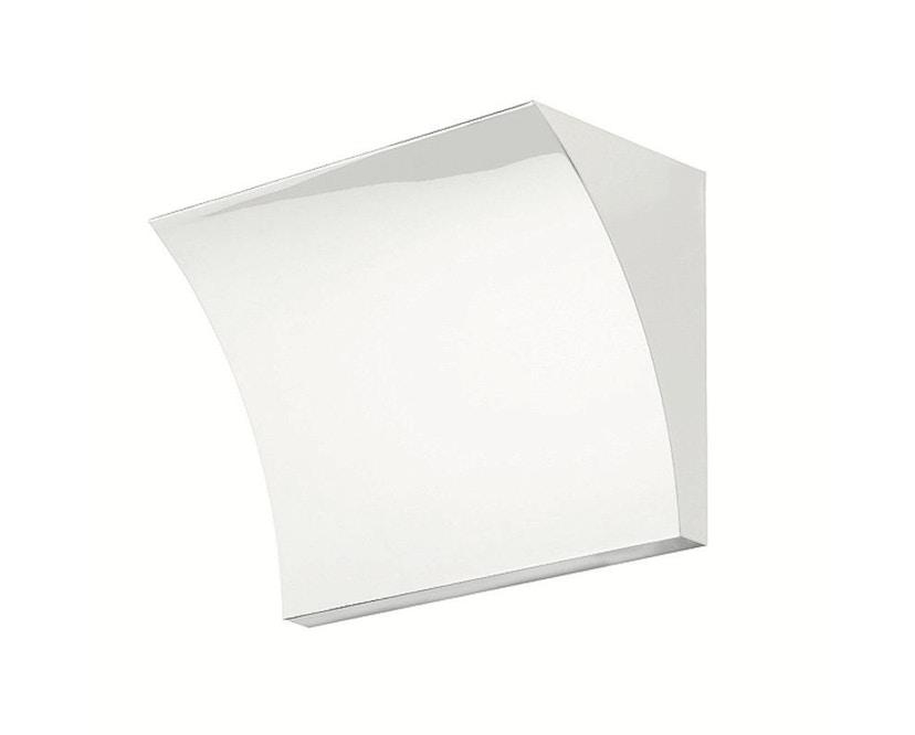 Flos - Pochette - weiß glänzend - 1