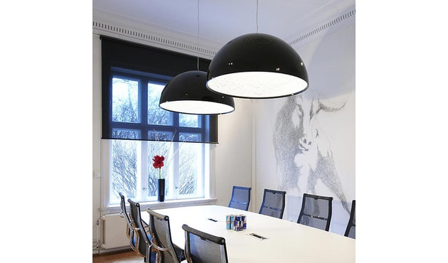 Flos - Skygarden - ECO - roestbruin - Leuchtstofflampe - S - S - roestbruin - 15