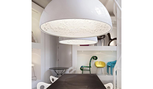 Flos - Skygarden - ECO - roestbruin - Leuchtstofflampe - S - S - roestbruin - 10