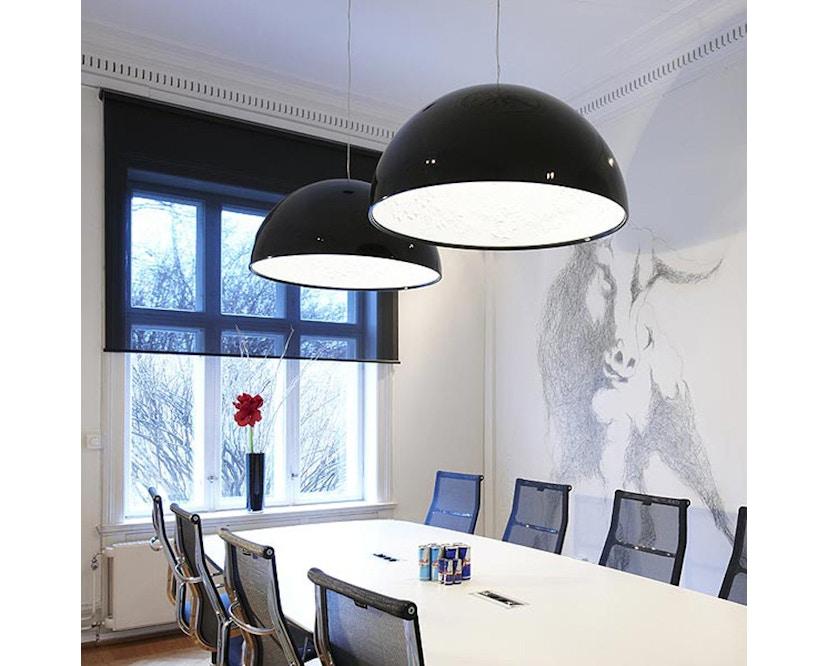 Flos - Skygarden - L - schwarz glänzend - 17