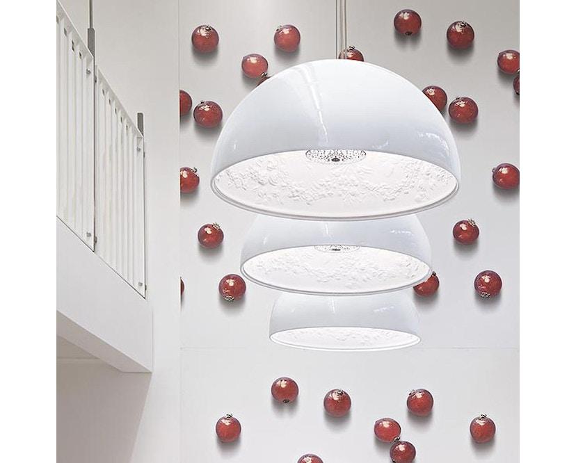 Flos - Skygarden - L - weiß glänzend - 8