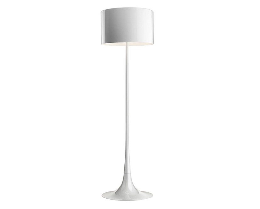 Flos - Spun Light F - wit glanzend - 1