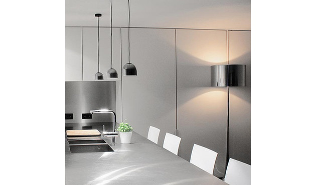 Flos - Spun Light F - wit glanzend - 5