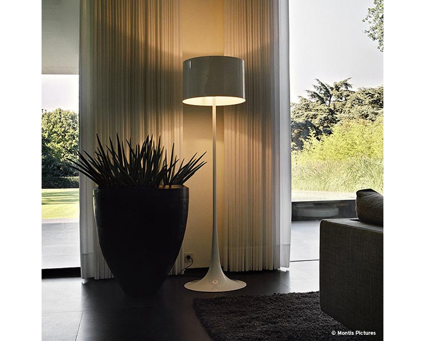 Flos - Spun Light F - weiß - 7