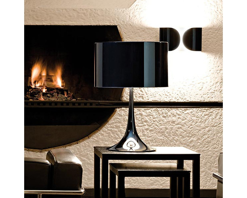 Flos - Spun Light T1 - schwarz glänzend - 10