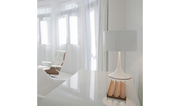 Flos - Spun Light T2 - weiß - 5