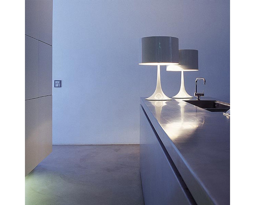 Flos - Spun Light T2 - wit glanzend - 8