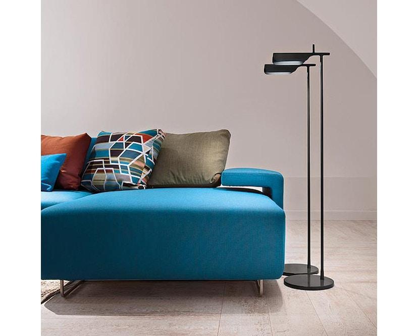 Flos - Tab F LED - weiß glänzend - 3
