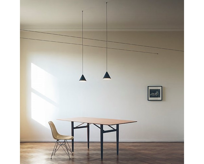 Flos - String Light Pendelleuchte Cone Head - 12 m - 2