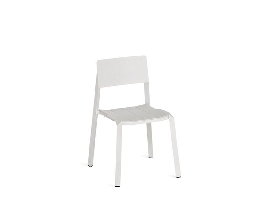 Weishäupl - Flow Stuhl - weiß