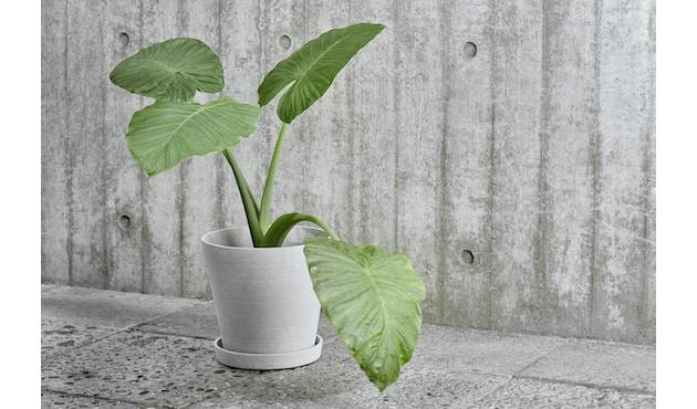 HAY - Blumentopf mit Untersetzer - grün - XXXL - 2