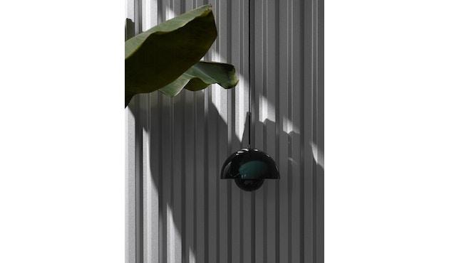 andTRADITION - FlowerPot VP1 - Hanglamp - donkergroen - 2