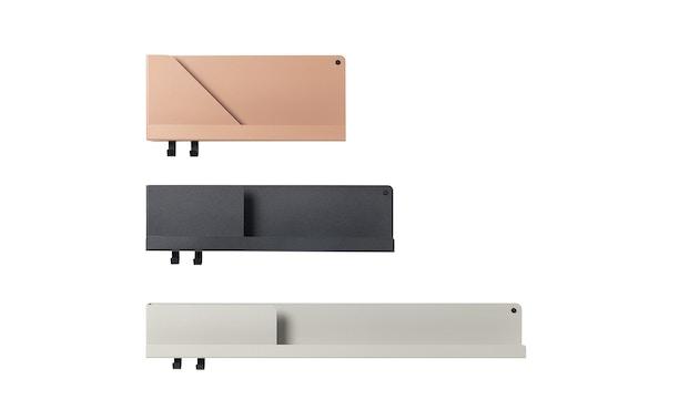 Muuto - Folded Regale - S - schwarz - 2