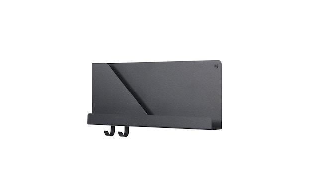 Muuto - Folded Regale - S - schwarz - 1
