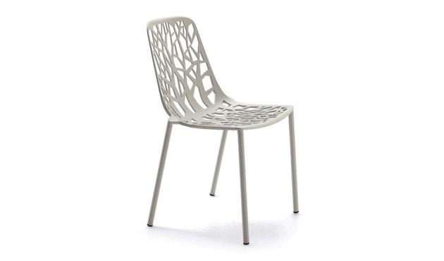 Fast - Chaise de jardin Forest - gris clair - 4