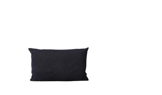 Aymara Kissen - einfarbig Dunkelblau - 62 x 42 cm