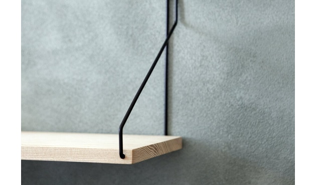 Frama - Shelf plank - 40 x 27 - zwart - 6