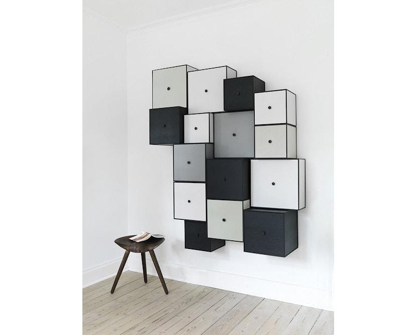 by Lassen - Frame 14 Box - gerookt eiken - 12