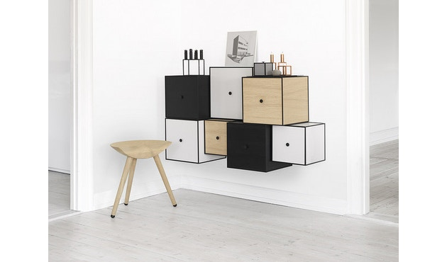 by Lassen - Frame 14 Box - gerookt eiken - 16
