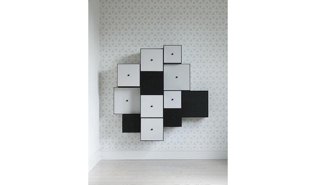 by Lassen - Frame 42 Schrankmodul - weiß - eiken - 8