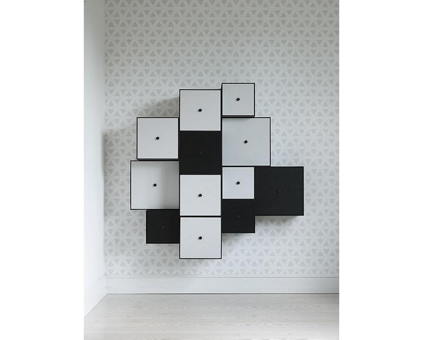 by Lassen - Frame 49 Schrankmodul - schwarze Esche - donkergrijs - 9