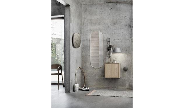 Muuto - Framed Spiegel - grau - S - 3