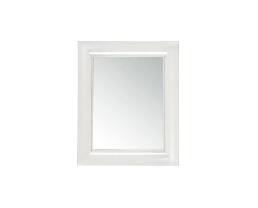 Kartell - Francois Ghost Wandspiegel - 65 x 79 - glasklar - 1