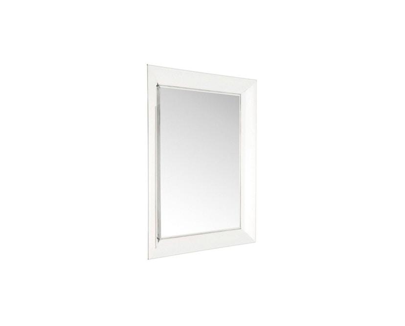 Kartell - Francois Ghost Wandspiegel - 65 x 79 - glasklar - 3