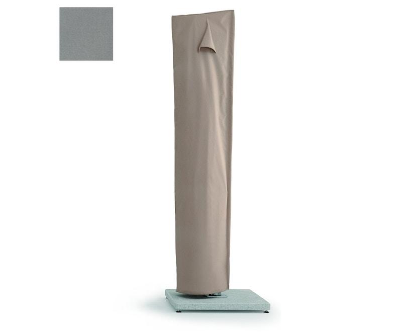 Weishäupl - Schutzhülle für Freiarmschirm - grau - Schirmmodell Ø 350 cm und 300 x 300 cm - 0