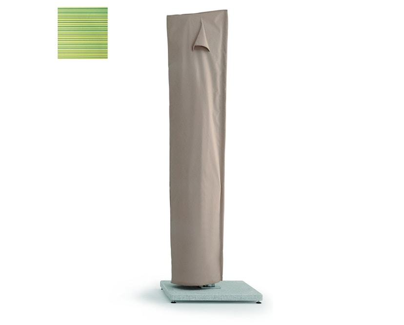 Weishäupl - Schutzhülle für Freiarmschirm - spring mini - Schirmmodell Ø 350 cm und 300 x 300 cm - 0