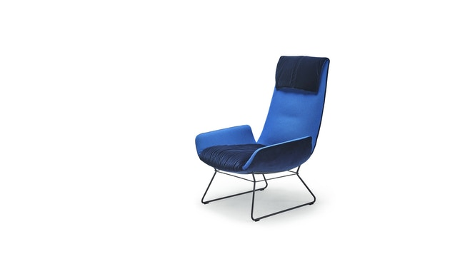 FREIFRAU - Amelie Lounge Sessel   - 1