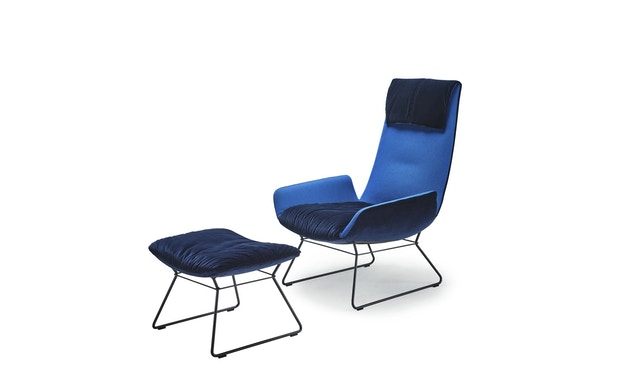FREIFRAU - Amelie Lounge Sessel   - 3