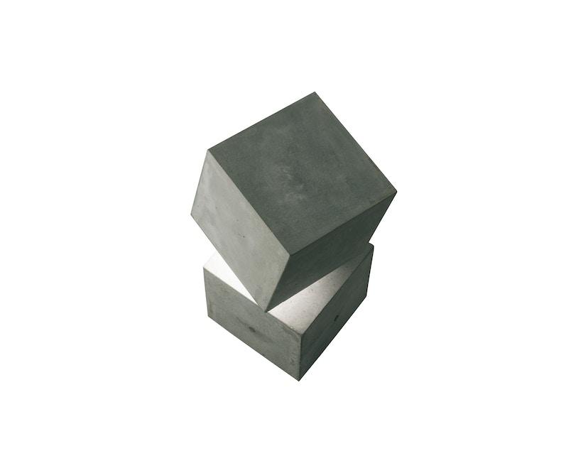 Vibia - Break Outdoor Stehleuchte - Mittel - betongrau - 1