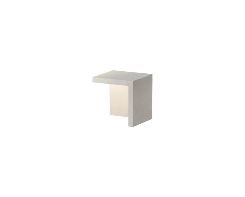 Vibia - Empty Outdoorleuchte - 25 x 25 cm - grau - 1
